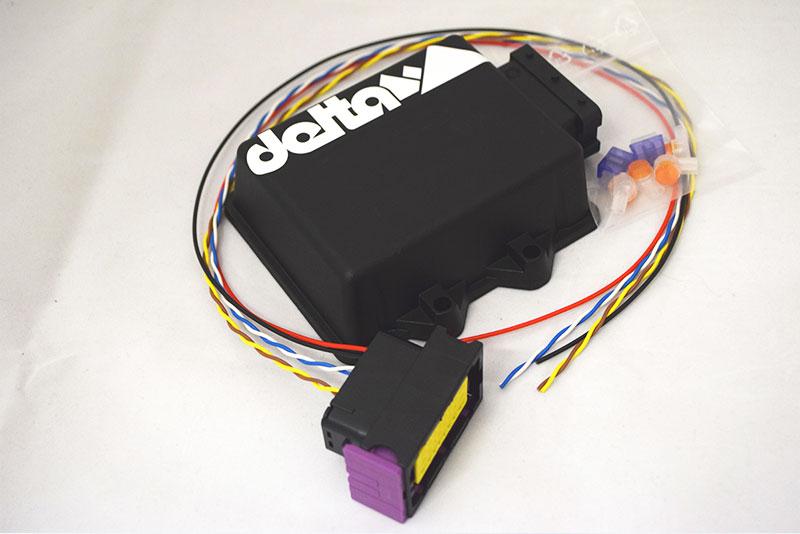Tachoangleichung Modul von delta4x4 Offroad Tuning