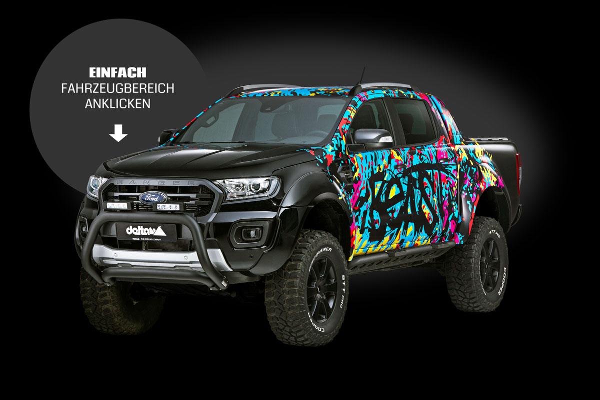 Ford Ranger Beast